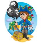 Пиратская вечеринка в SandCity
