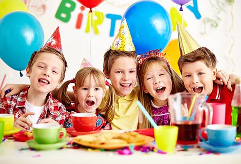 организация дня рождения красноярск