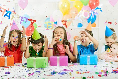 организация детского дня рождения красноярск