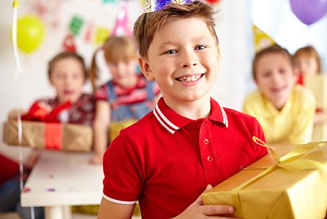 организация детских праздников красноярск