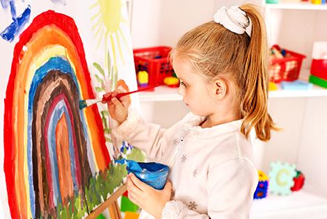 рисование для детей красноярск