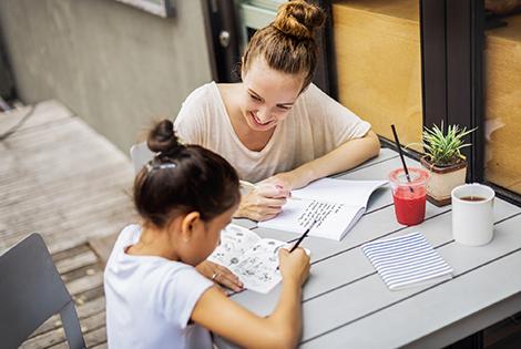 индивидуальные развивающие занятия с детьми