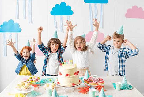 как устроить праздник дочери на день рождения