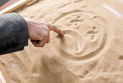 песочная терапия консультация